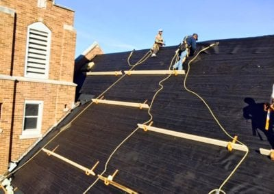 roof-installation-church