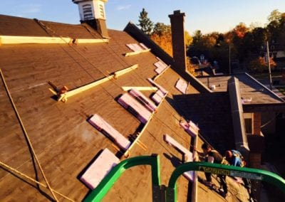 roofing preparation
