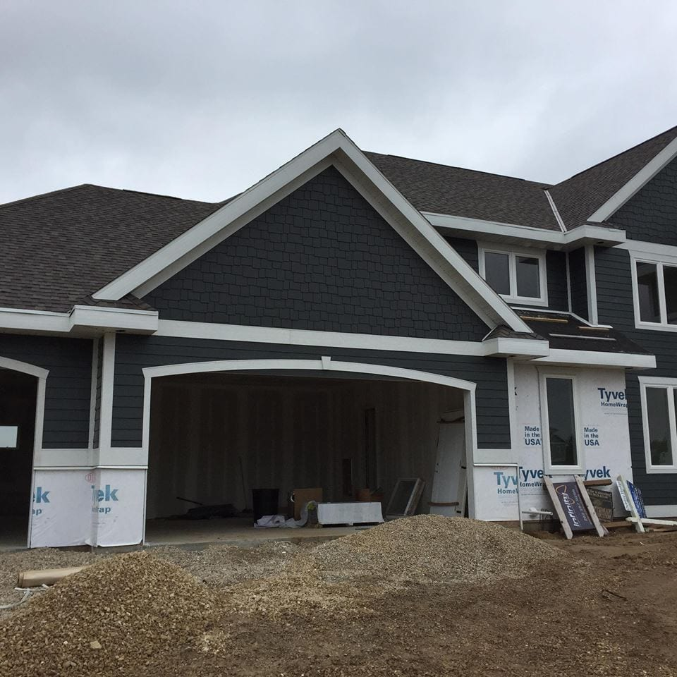 Lp smart siding madison sun prairie wi heins contracting for Lp smart siding colors