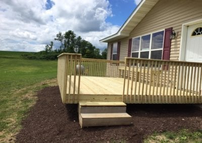 Deck Building & Design Madison WI| Henis Contracting