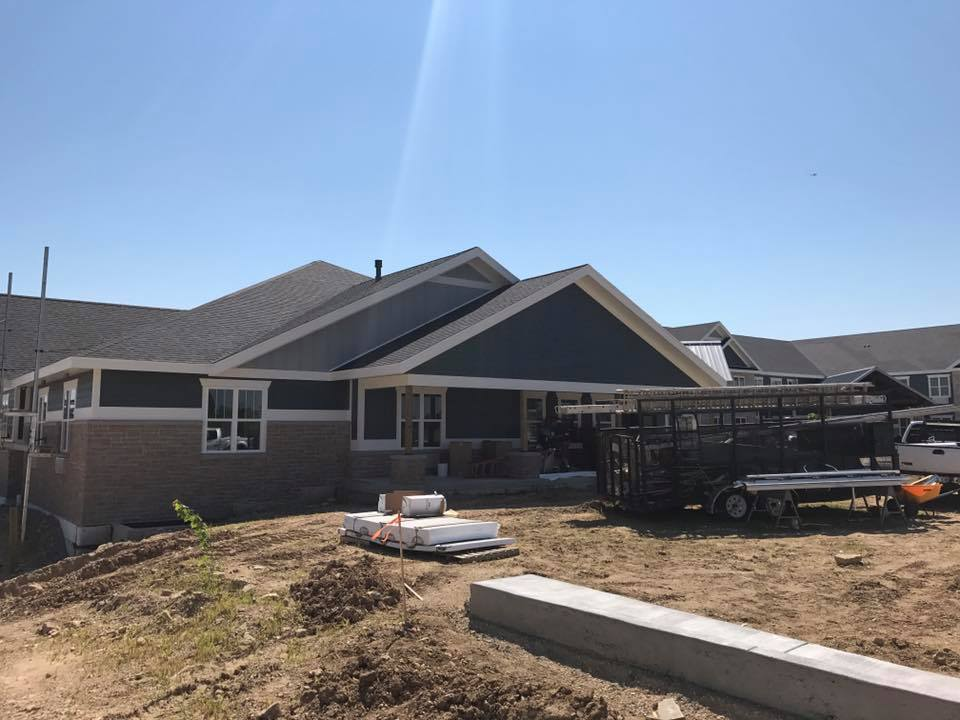 commercial siding & roofing waunaakee wi | Heins Contracting