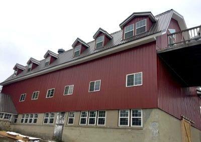 Barns Metal Roofs