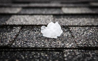 Dealing with a Hail Damaged Roof: What You Need to Know